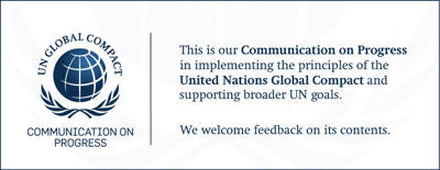Un Global Compact - Comunication on Progress