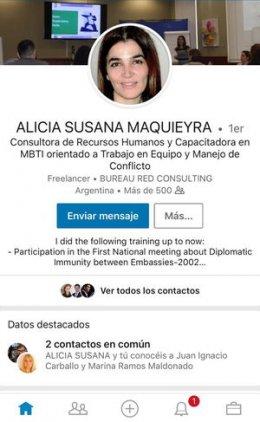 Alicia Susana Maquieyra