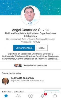 Angel Gómez de G.