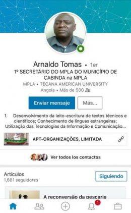 Arnaldo Tomás