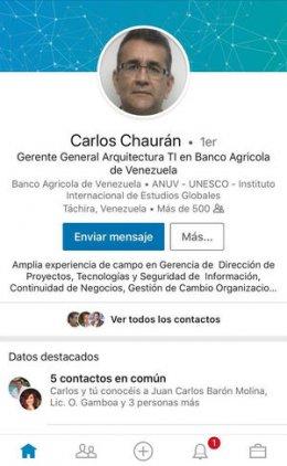 Carlos Chaurán