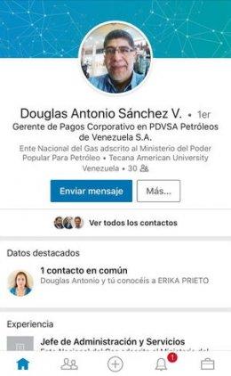 Douglas Antonio Sánchez V.