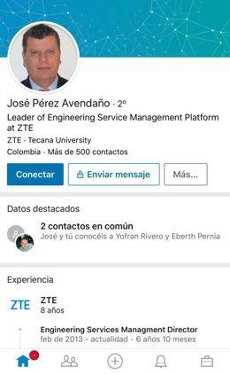 José Pérez Avendaño
