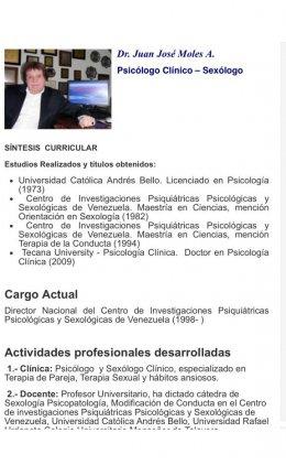 Juan José Moles A.