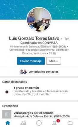 Luis Gonzalo Torres Bravo