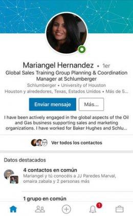 Mariangel Hernández