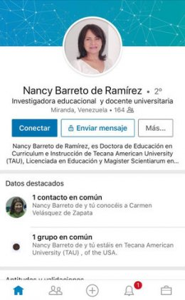 Nancy Barreto de Ramírez